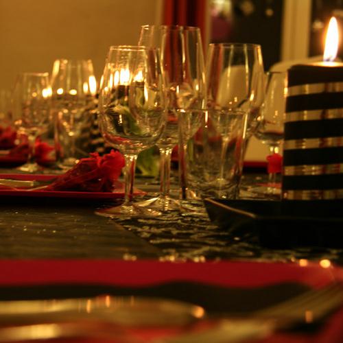 apéritif dînatoire festif