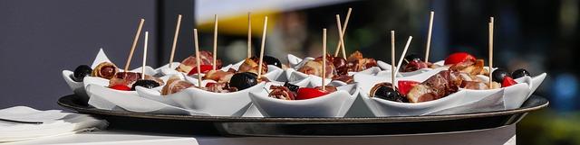 Le buffet froid : pratique et gourmand !