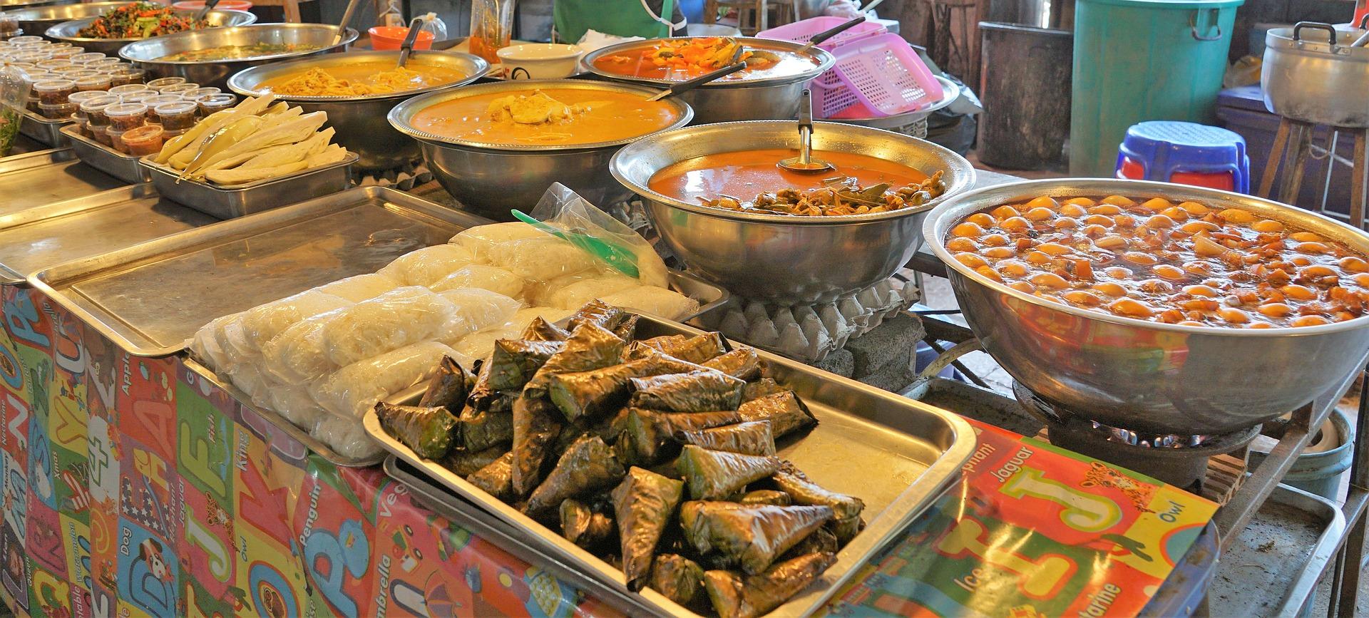 les spécialités culinaires de Thaïlande